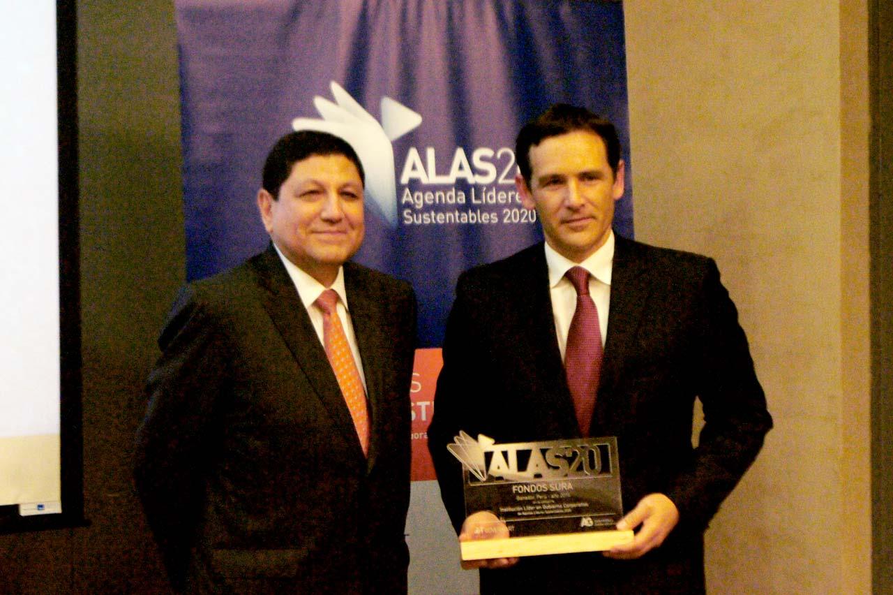 Ceremonia Premiación Perú 2016 ALAS20