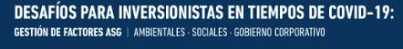 GovernArt, con el apoyo de la Escuela de Negocios y la Facultad de Derecho de Universidad Adolfo Ibáñez, realiza Webinar sobre Desafíos para Inversionistas en tiempos de Covid-19