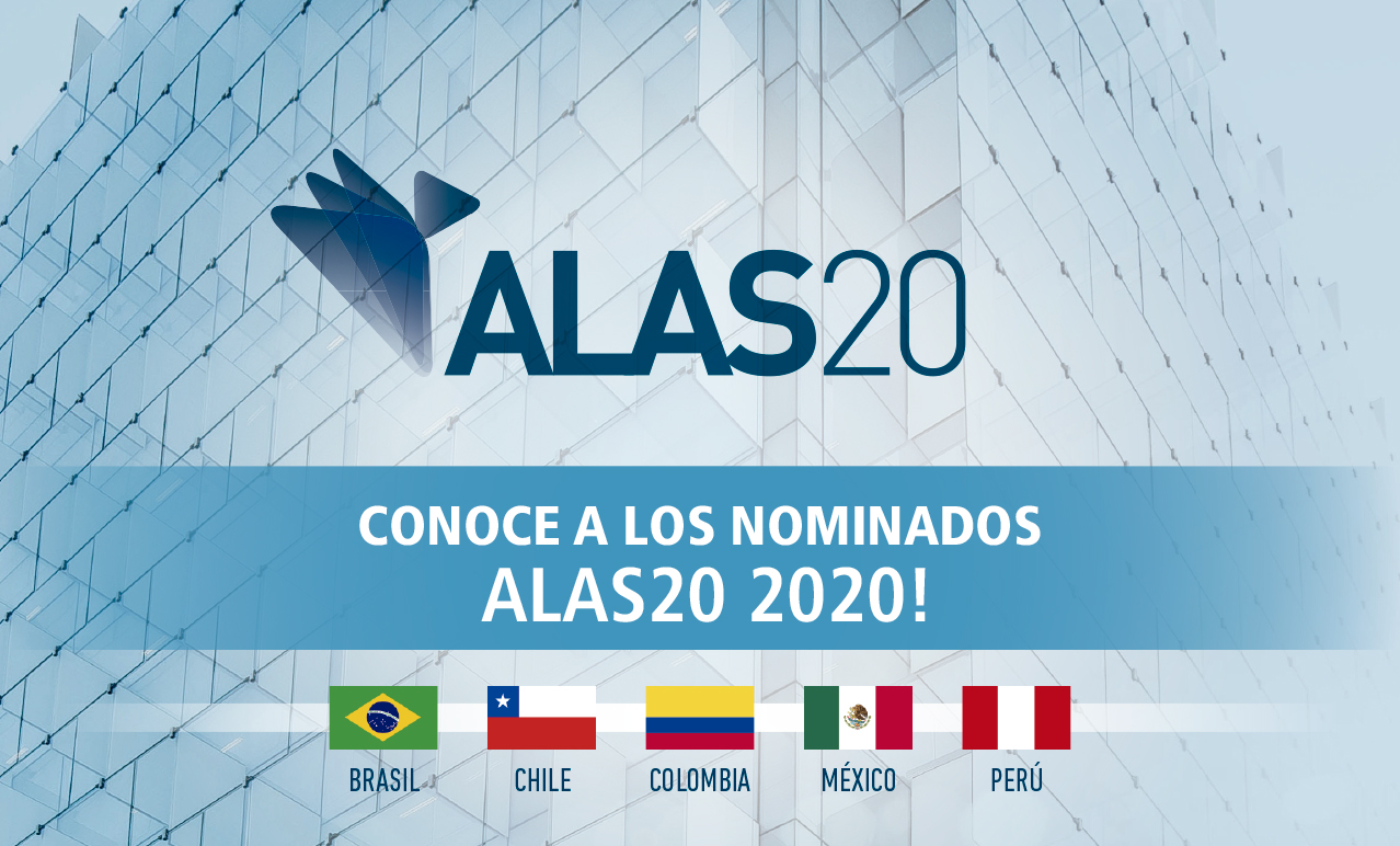 GovernArt anuncia las empresas e inversionistas nominados en ALAS20 año 2020