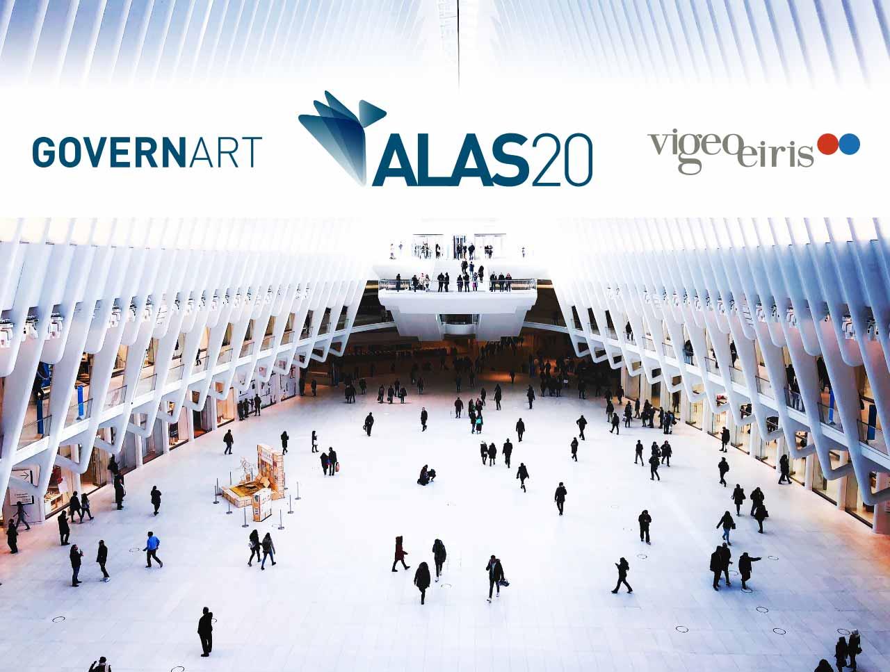 Te invitamos a conocer:Metodología actualizada de ALAS20Categoría Empresa Líder en Relaciones con Inversionistas